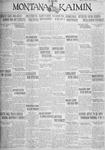 The Montana Kaimin, May 18, 1928