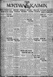 The Montana Kaimin, May 22, 1928