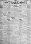 The Montana Kaimin, May 25, 1928
