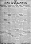 The Montana Kaimin, May 29, 1928