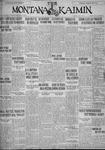 The Montana Kaimin, June 1, 1928