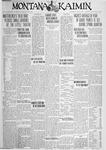 The Montana Kaimin, July 26, 1928