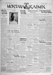 The Montana Kaimin, October 5, 1928