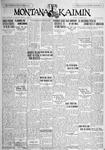 The Montana Kaimin, October 16, 1928