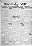 The Montana Kaimin, October 23, 1928
