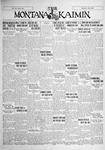 The Montana Kaimin, November 6, 1928