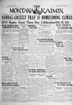 The Montana Kaimin, November 16, 1928