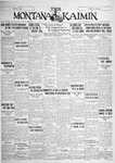 The Montana Kaimin, November 23, 1928