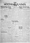 The Montana Kaimin, November 27, 1928