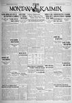 The Montana Kaimin, December 4, 1928