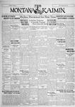 The Montana Kaimin, December 14, 1928