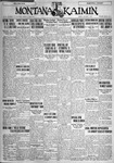The Montana Kaimin, January 4, 1929