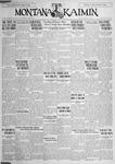 The Montana Kaimin, January 18, 1929
