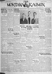 The Montana Kaimin, January 22, 1929