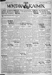 The Montana Kaimin, January 25, 1929
