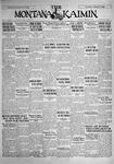 The Montana Kaimin, February 5, 1929