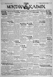 The Montana Kaimin, February 12, 1929