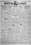 The Montana Kaimin, February 19, 1929