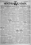 The Montana Kaimin, February 22, 1929