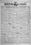 The Montana Kaimin, February 26, 1929