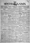 The Montana Kaimin, March 8, 1929