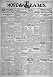 The Montana Kaimin, March 12, 1929
