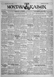 The Montana Kaimin, March 15, 1929