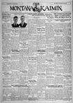 The Montana Kaimin, March 26, 1929