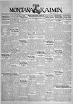 The Montana Kaimin, March 29, 1929