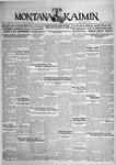 The Montana Kaimin, April 5, 1929