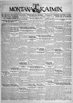 The Montana Kaimin, April 9, 1929