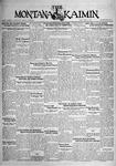 The Montana Kaimin, April 19, 1929