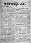 The Montana Kaimin, April 23, 1929