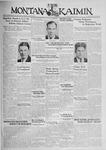 The Montana Kaimin, May 3, 1929