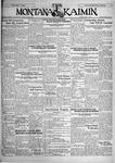The Montana Kaimin, May 7, 1929
