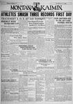 The Montana Kaimin, May 9, 1929