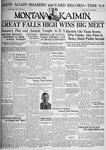 The Montana Kaimin, May 10, 1929