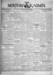 The Montana Kaimin, May 21, 1929