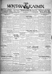 The Montana Kaimin, May 24, 1929
