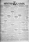The Montana Kaimin, May 28, 1929
