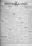 The Montana Kaimin, June 4, 1929