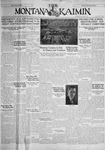The Montana Kaimin, June 20, 1929