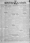 The Montana Kaimin, June 27, 1929