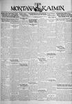 The Montana Kaimin, July 3, 1929