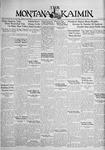 The Montana Kaimin, July 11, 1929
