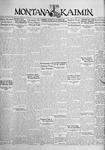 The Montana Kaimin, July 25, 1929