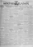 The Montana Kaimin, October 15, 1929