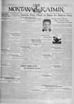 The Montana Kaimin, October 25, 1929