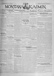 The Montana Kaimin, November 5, 1929