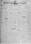 The Montana Kaimin, December 3, 1929